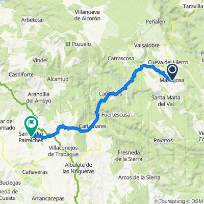 Ruta 30 : Serrania de Cuenca - etapa 3