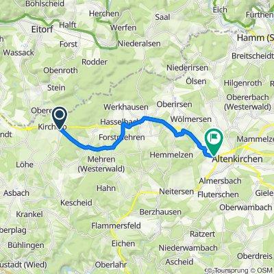 Limbacher Straße 9A, Kircheib nach Kölner Straße 100, Altenkirchen (Westerwald)