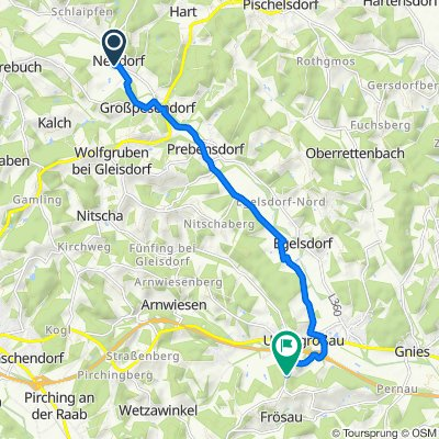 Neudorf 52, Neudorf nach Untergroßau 9–10, Sinabelkirchen
