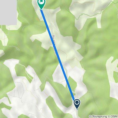 Itinéraire vers 790 Route de Varages, La Verdière