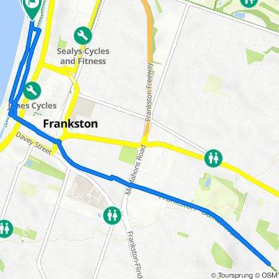 66A Gould Street, Frankston to 69 Gould Street, Frankston
