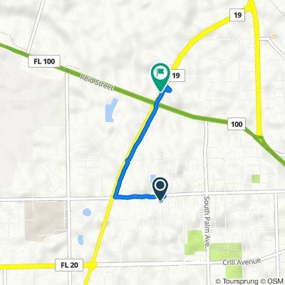 100–126 Mellon Rd, Palatka to 900–908 N SR-19, Palatka
