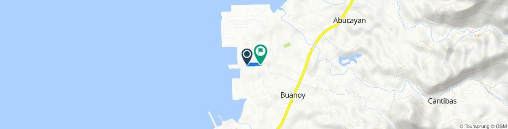Unnamed Road, Balamban to Unnamed Road, Balamban