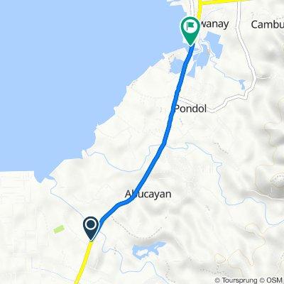 Antonio Y De Pio National Highway, Balamban to Antonio Y De Pio National Highway, Balamban