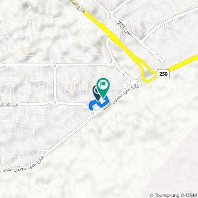 Street 106, Abdullah Mubarak Al-Sabah to Street 105 24, Abdullah Mubarak Al-Sabah