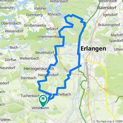 Möhrendorf Dechsendorf Herzogenaurach