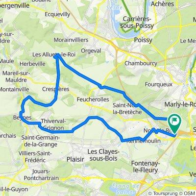 Bailly 48 km