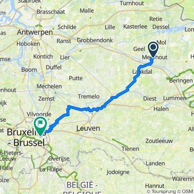 Meerhout - Sint-Lambrechts-Woluwe