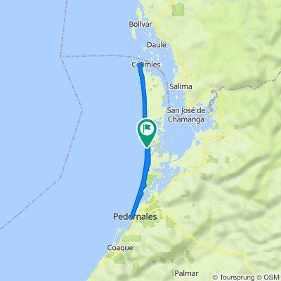 Cojimies - Pedernales (Manabí)