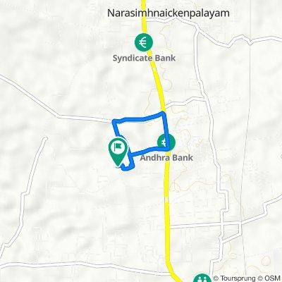 5/122, Coimbatore to 5/122, Coimbatore