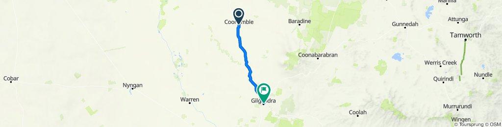 Coonamble Trip (Perfect For E-Bike)