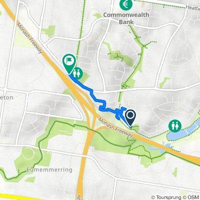 58 Arthur Phillip Drive, Endeavour Hills to 150 James Cook Drive, Endeavour Hills