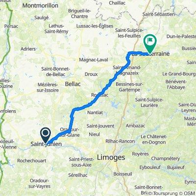 Tour du Limousin 5 (Saint-Junien-La Souterraine)