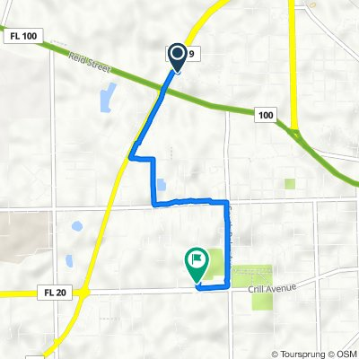 899 N SR-19, Palatka to 3308 Crill Ave, Palatka