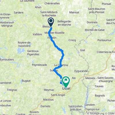 Tour du Limousin 7 (Aubusson-Ussel)