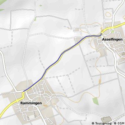 Asselfingen - Rammingen