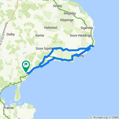 Day 5 - Stevns Klint (long route)