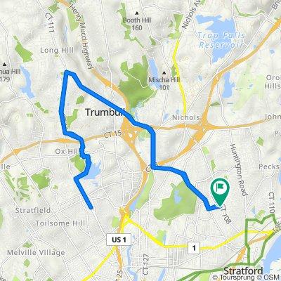 340 Greenfield Ave, Stratford to 68 Drake St, Stratford