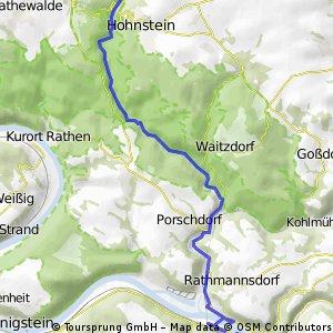 H11: Durch Polenz- und Lachsbachtal