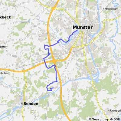 Münster - Ammelsbüren