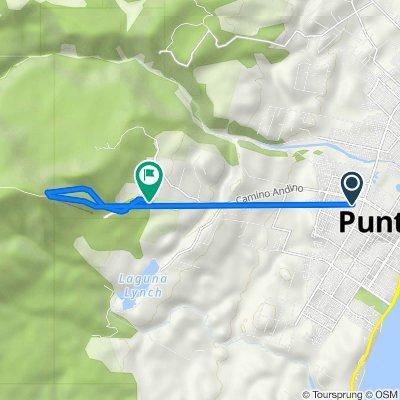 De Tucapel 581, Punta Arenas a El Andino, Punta Arenas