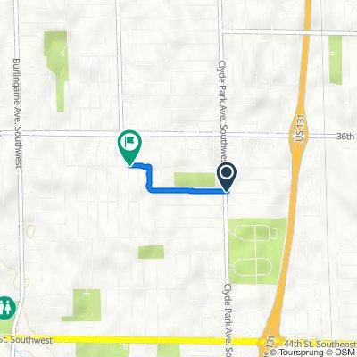 743–799 Marcia St SW, Wyoming to Oakcrest St SW, Wyoming