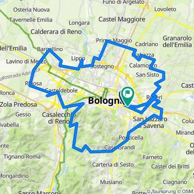 Bologna, dentro i confini
