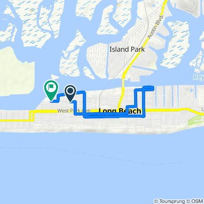 352–398 W Hudson St, Long Beach to 571 W Hudson St, Long Beach
