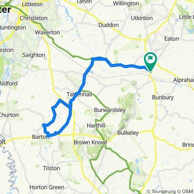 21 Mile Loop Beeston