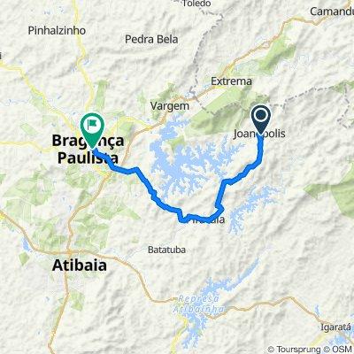 retorno Joanópolis para Brag