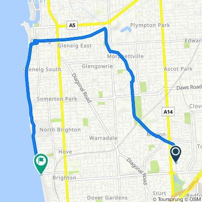 99 Bikes Marion to Brighton