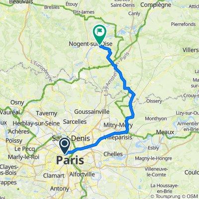 Paris - Creil