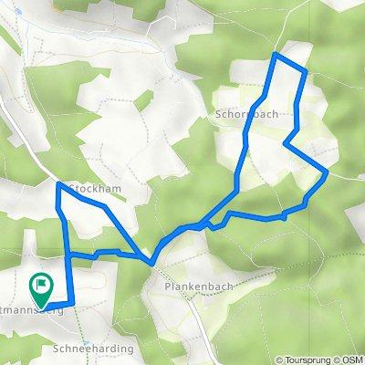Altmannsberg 1A, Dietersburg nach Altmannsberg 1A, Dietersburg