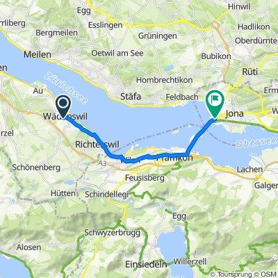Fuhrstrasse 16, Wädenswil nach 8 18, Rapperswil-Jona