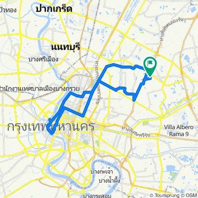 Soi Nawamin 111, Bangkok to Soi Nawamin 111, Bangkok
