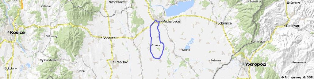 Michalovce - Budkovce