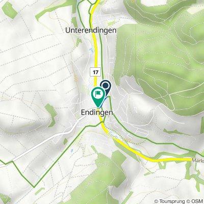 Winkelstrasse 16, Endingen nach Hirschengasse 2, Endingen