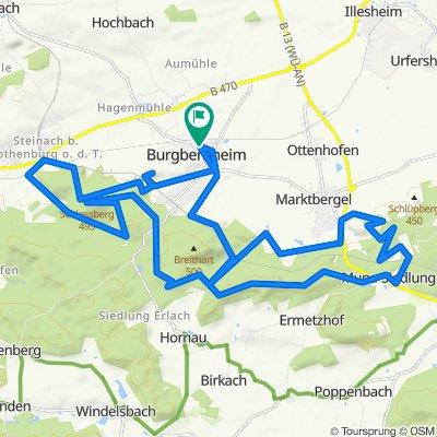 Schwebheimer Gasse 6, Burgbernheim nach Schwebheimer Gasse 6, Burgbernheim