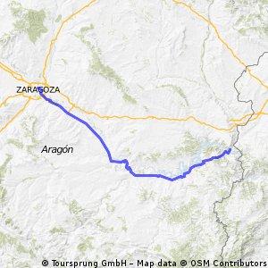5ª etapa Ebro 2002. CLONED FROM ROUTE 128275
