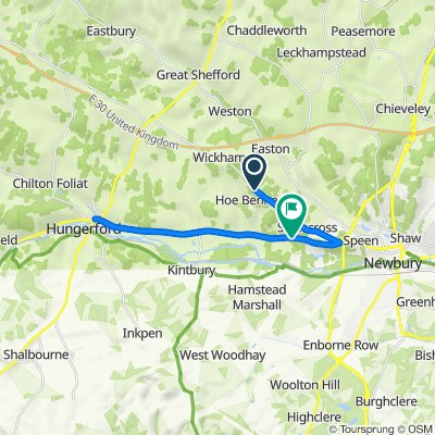 Wickham Cycling