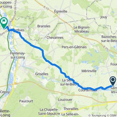 Saint-Hilaire-les-Andrésis - Néronville