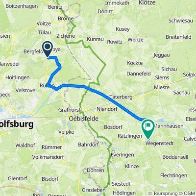 Hermann-Löns-Straße 15, Parsau nach K1134 1, Etingen