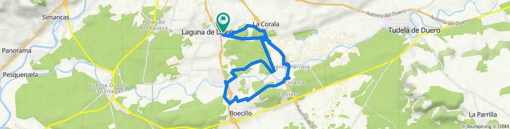 De Calle de las Bodegas, 2, Laguna de Duero a Calle de las Bodegas, 38B, Laguna de Duero