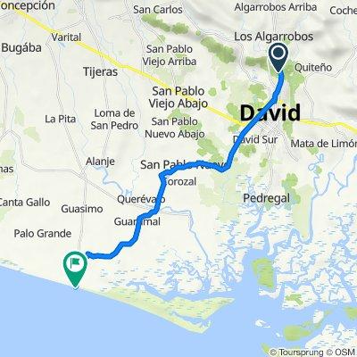 De Principal 3-78, David a Ave. Don Antonio Anguizola 48-185, Palo Grande