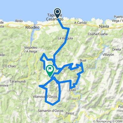 4xLa Bobia con 4500m en 136km
