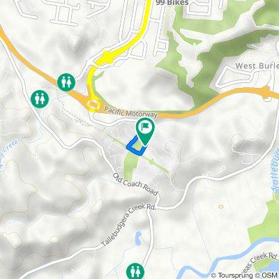 Wonga Park 1km Practice Circuit For Beginners