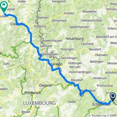 Boeschwee 2A, Rosport nach Asselborn 158, Wintger