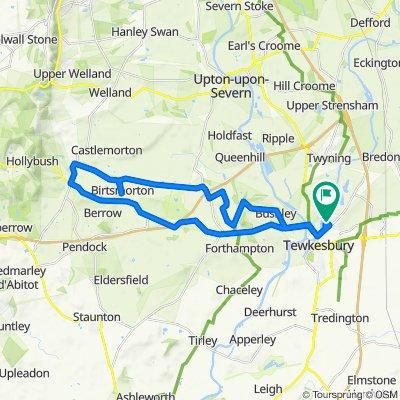 Melrose Walk 8 to Melrose Walk 8