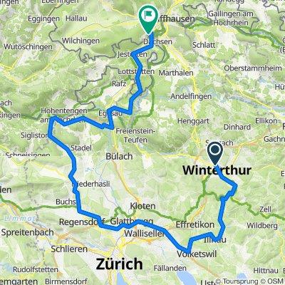 W-Kyburg-Regensdorf-Eglisau