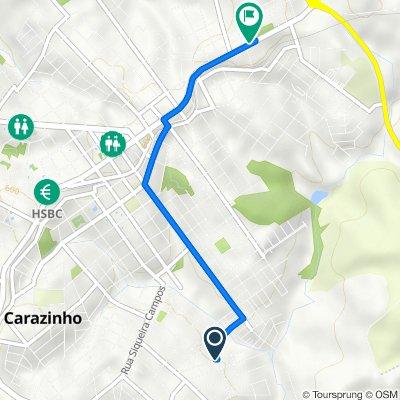 De Rua Assis Chateaubriand 363 a Avenida Flores da Cunha 986